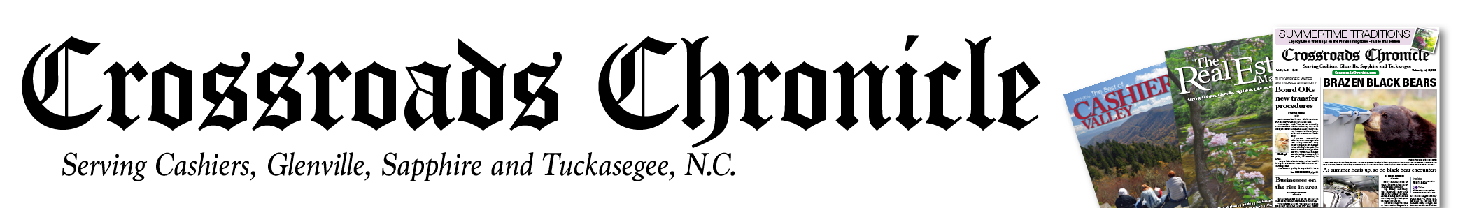 Crossroads Chronicle, Cashiers, North Carolina Home