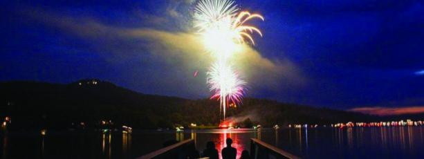 The 23rd annual Friends of Lake Glenville Fireworks over Lake Glenville show is slated to take place on July 3.