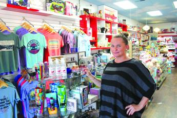 Natalia Tretiakov has owned her business, The Corner Store, for seven years, and was originally a loyal customer.