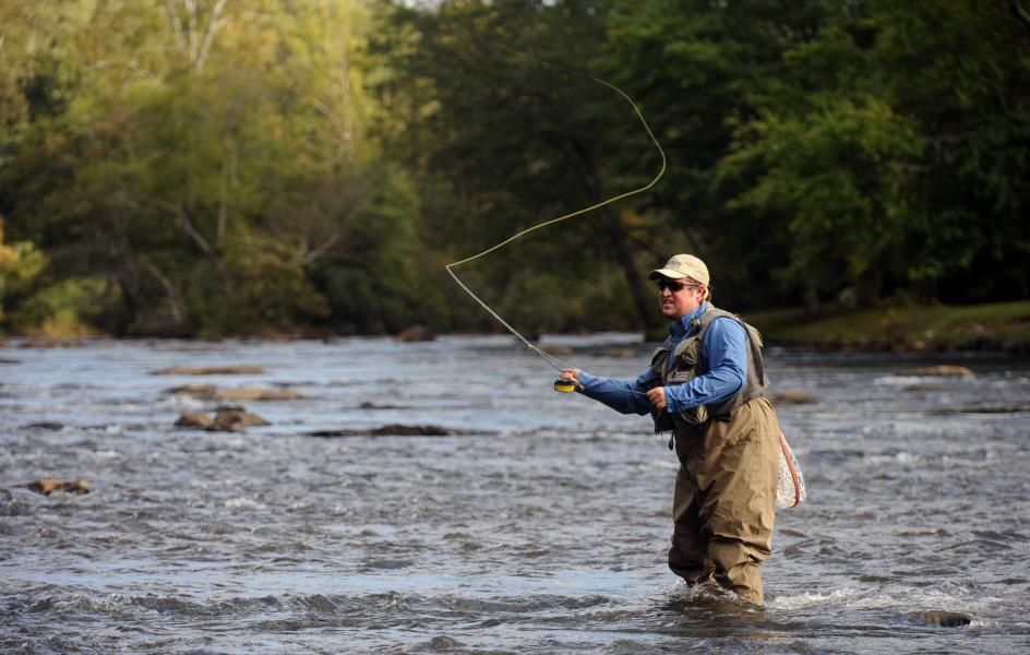 Tuckasegee is a great location for fishing, swimming, boating or even just a nice drive in the country.